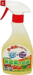 植物の保護液 ニームオイル 木酢液 バイオ酵素がアブラムシによく効く 無農薬への道 天然成分 スプレータイプ 500ml