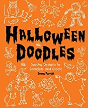 Halloween Doodles: Spooky Designs to Complete and Create (2009-08-11)