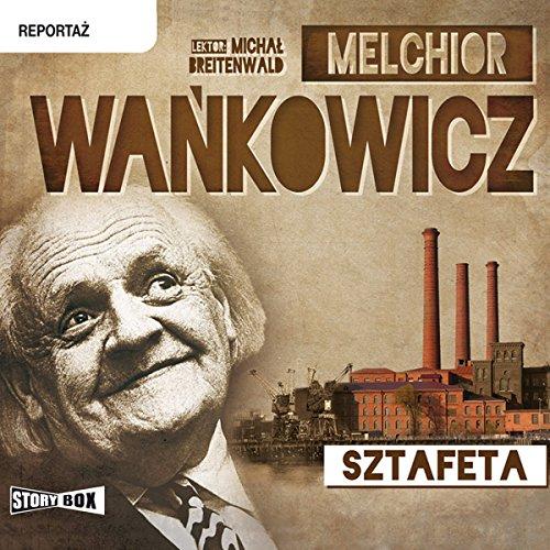 Sztafeta audiobook cover art