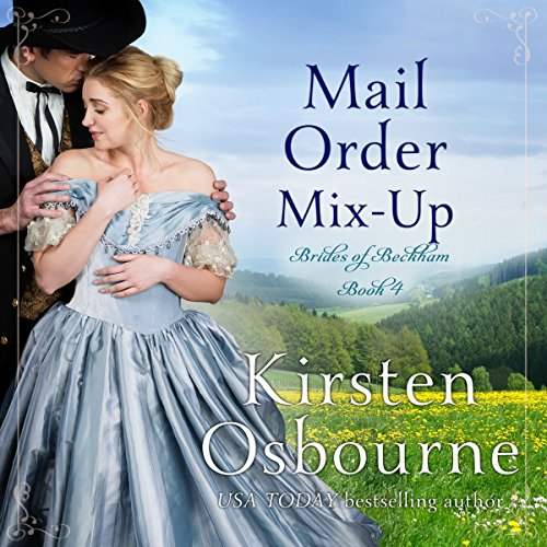 Mail Order Mix Up audiobook cover art