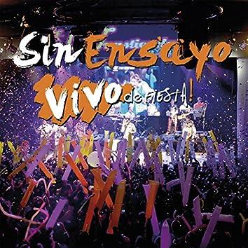 Vivo De Fiesta (En Vivo)