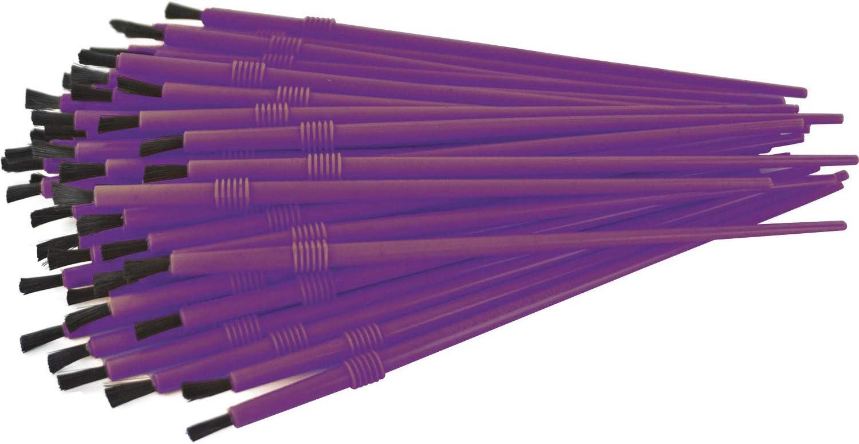 Disposable Nylon Finishing Brushes for Custom Rod Building