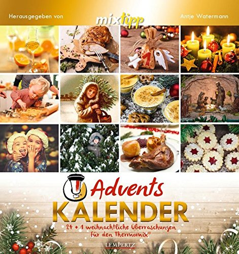 mixtipp: Adventskalender 2016