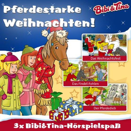 3er Bundle Bibi und Tina - Pferdestarke Weihnachten