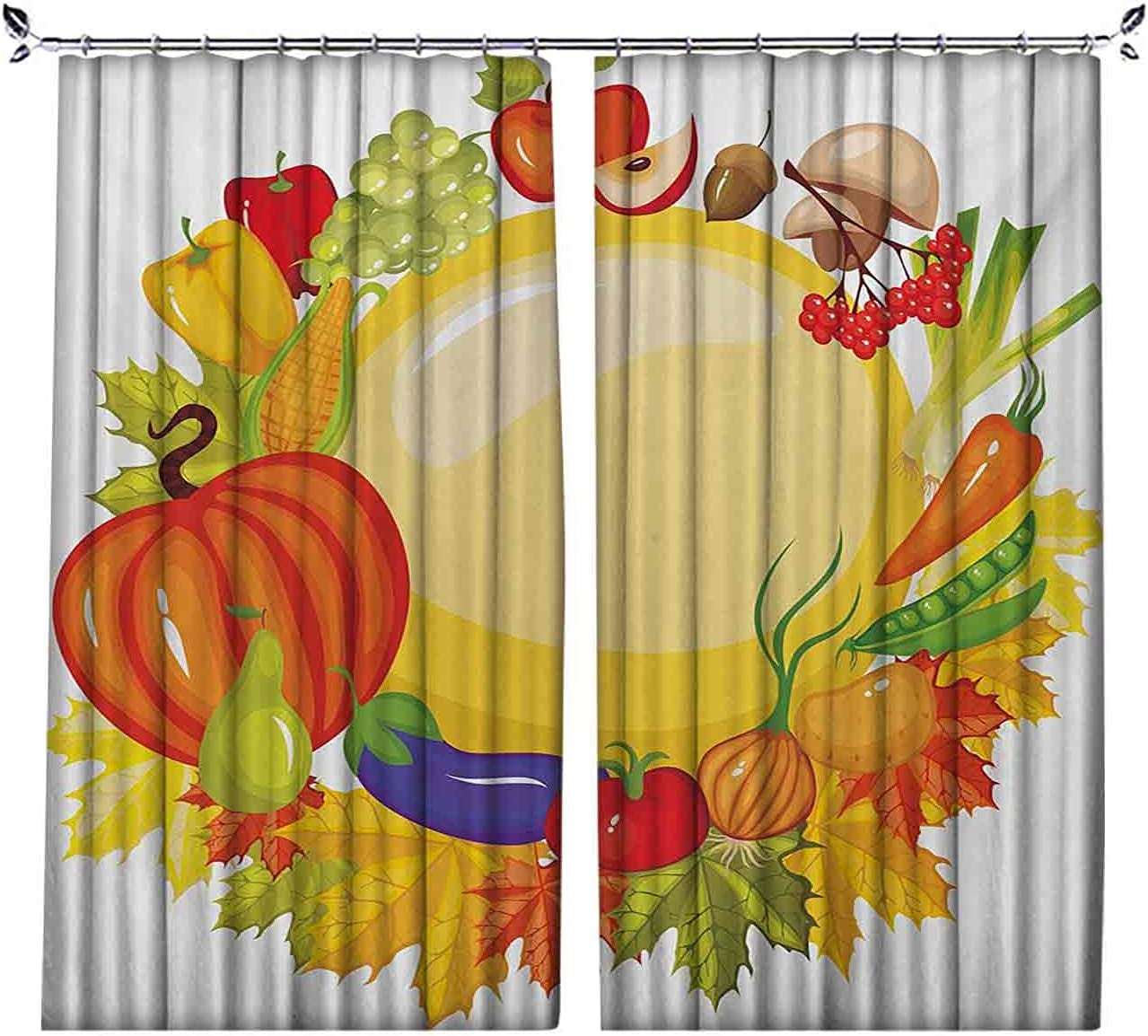 Pinch Pleat Cheap mail order sales Textured Harvest Curtains Products Whol from Safety and trust Garden