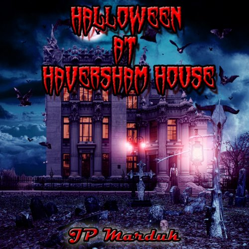 Halloween at Haversham House audiobook cover art