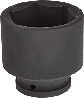 TEKTON 47772 1//2-Inch Drive by 17 mm Shallow Impact Socket 6-Point Cr-V