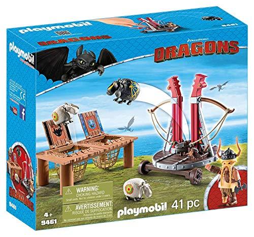 Playmobil Rochel Met Schapenslingeraar 9461