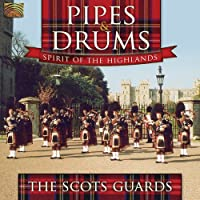 Pipes & Drums-Spirit of the Highland