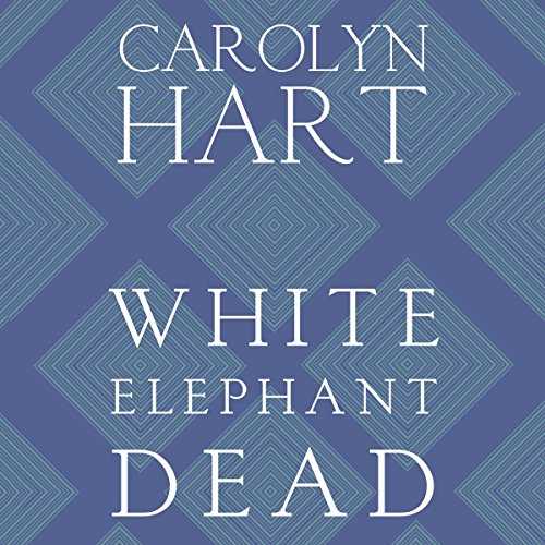 White Elephant Dead audiobook cover art