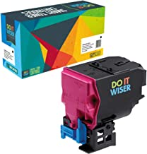 Do it Wiser Compatible Toner Cartridge Replacement for Konica Magicolor 4750 4750dn 4750en - a0x5330-6,000 Pages (Magenta)