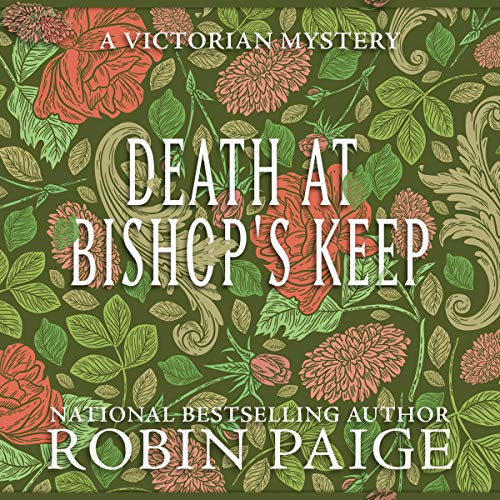 Death at Bishop's Keep audiobook cover art