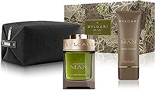 Bvlgari Man Wood Essence Eau de Parfum 100ml+100ml Asb+Pouch Set