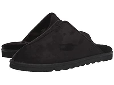 SKECHERS Renton Palco (Black) Men