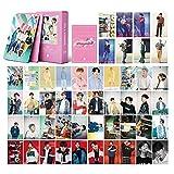 AMZYY BTS Lomo Cards 54Pcs BTS Map of The Soul ON Dynamite Card Nueva Tarjeta De álbum BANTAN Boys Postales Tarjetas