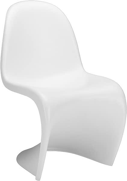 Poly And Bark Panton S Chair White