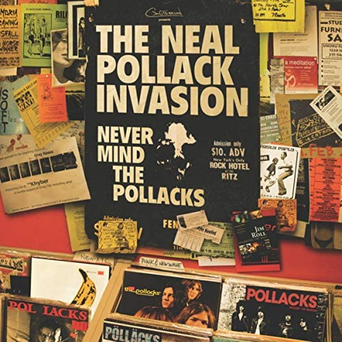 The Neal Pollack Invasion