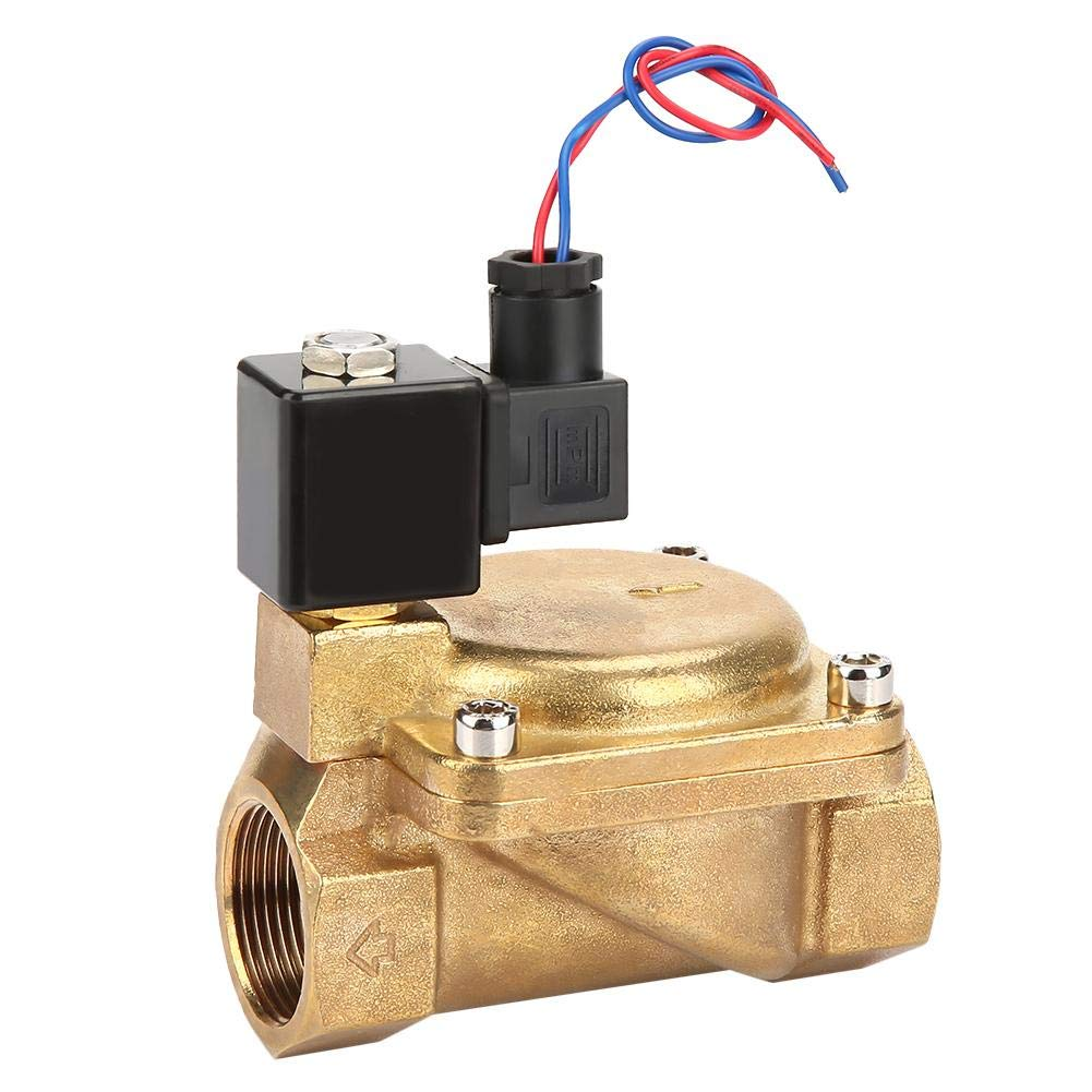 Valve Brass Solenoid G1-1 4 N Electric Beauty products Diap Way High quality C 2