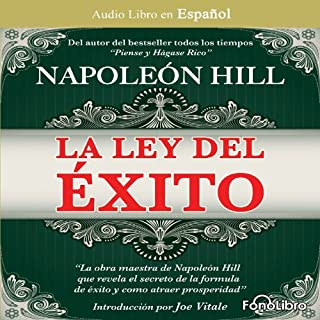 Audiolibros en espaol audible la ley del exito the law of success audiobook cover art fandeluxe