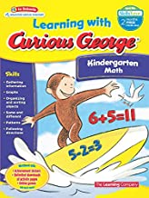 Learning with Curious George Kindergarten Math