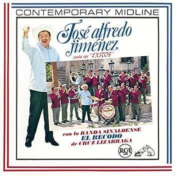 Canta Sus Exitos Con La Banda Sinaloense El Recodo De Cruz Lizarraga