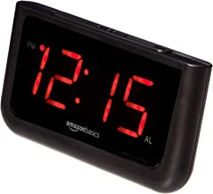 AmazonBasics Digital Alarm Clock