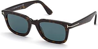 Tom Ford DARIO FT 0817 Dark Havana/Blue 53/21/145 men Sunglasses