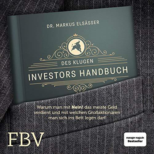 Des klugen Investors Handbuch Titelbild