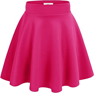 Womens Skater Skirt, A Line Flared Skirt Reg & Plus Size Skater Skirts USA
