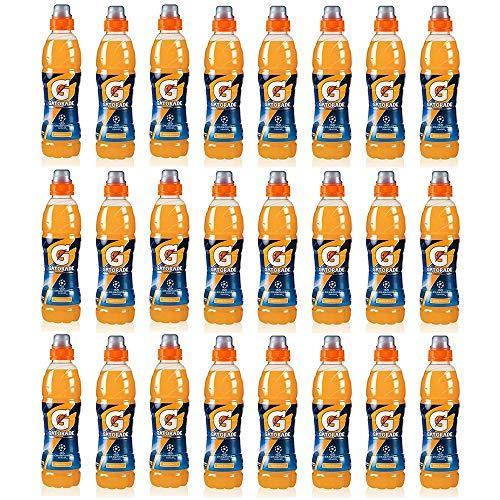 24x Gatorade Arancia Bevanda energetica Energiegetränk orange 50 cl