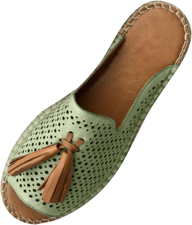 BFSAUHA Slippers Shoes Omaha Mall Women Max 86% OFF Sandals Flat Dress Shoe Dressy Mens