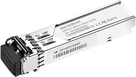 D-Link Gigabit Ethernet Module Optical Transceiver Up to 550m Multimode 1000BASE-SX SFP Mini-GBIC DEM-311GT