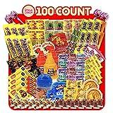 9. Mexican Candy Mix Assortment, Dulces mexicanos, Includes Lucas tamarind, Vero mango, Duvalin, Mazapan, Pelon pelo rico, Tamarindo candies, Mexican candies, Mexican candy variety pack