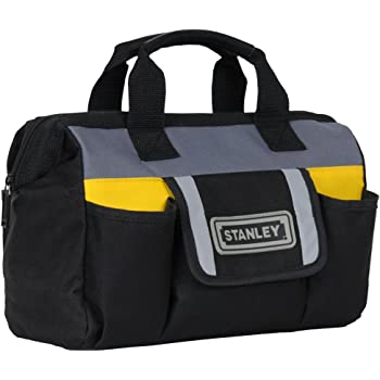 STANLEY Tool Bag, Soft Sided, 12-Inch (STST70574)