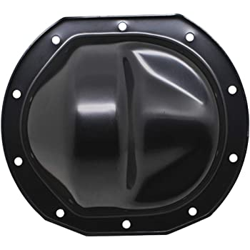 1979-03 Compatible//Replacement for Ford Chrome Steel Rear Differential Cover 10 Bolt w// 7.5 Ring Gear