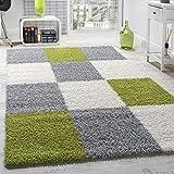 alfombra juvenil dormitorio verde