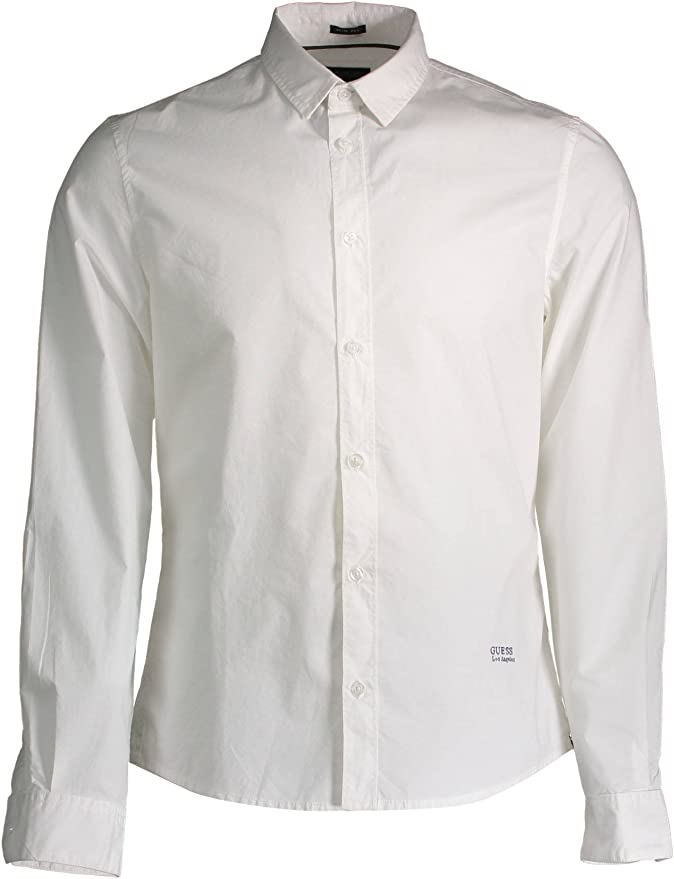 Guess Classic Poplin Shirt Camisa para Hombre