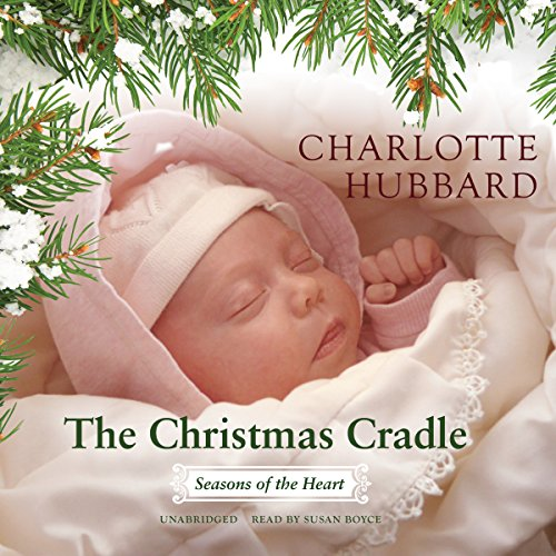 The Christmas Cradle audiobook cover art
