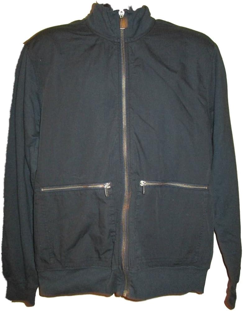 Michael Kors Nashville-Davidson Mall Mens Lightweight Jacket Large Navy Coat Cotton Super-cheap
