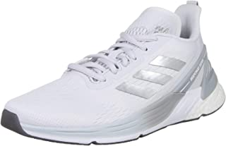 Adidas Response Super Pull-Tab Metallic-Stripe Gradient-Panel Lace-Up Running Sneakers for Women