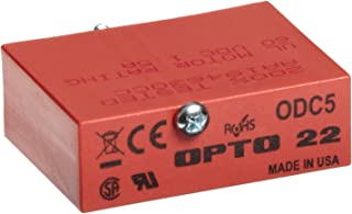 Opto 22 ODC5 Standard DC Output Module, 5-60 VDC, 5 VDC Logic, 5 A One-Second Surge, 4000 Volts I/O Isolation
