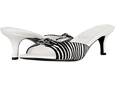 Who What Wear Rachel (Mini Zebra Calf Hair) Women