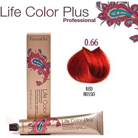 Farmavita Life Color Plus Tinte Capilar 0.66-90 ml: Amazon.es ...