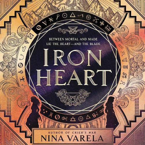 Iron Heart cover art