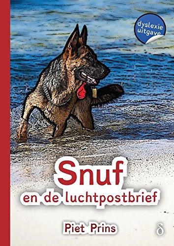 Snuf en de luchtpostbrief (Snuf de hond)