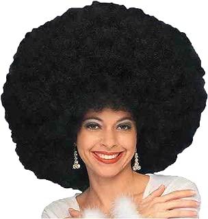 Deluxe Jumbo Afro Wig Costume Accessory