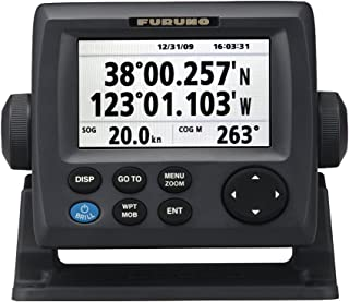 "Furuno GP33 GPS Receiver with 4.3"" Color LCD, Includes Antenna"