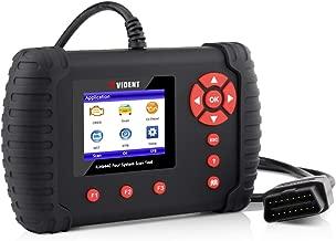 VIDENT iLink440 OBD2 Scanner ABS SRS Transmission Check Engine Vehicle Diagnostic Scan Tool Automotive Car Code Reader with Service Function