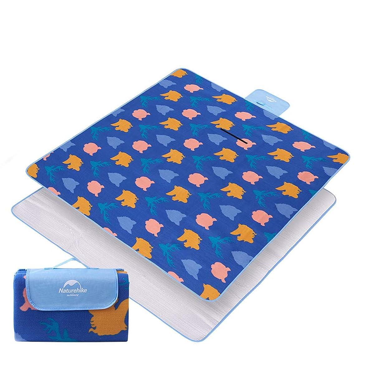 離す章入る肌にやさしい ピクニックマット水分パッドピクニックマットポータブル防水ピクニック布 通気性