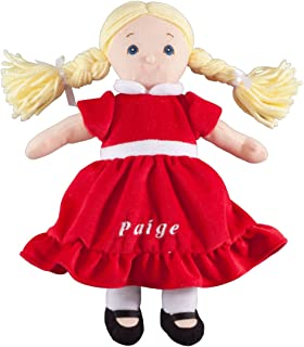 Personalized Birthstone Little Sister Doll, January